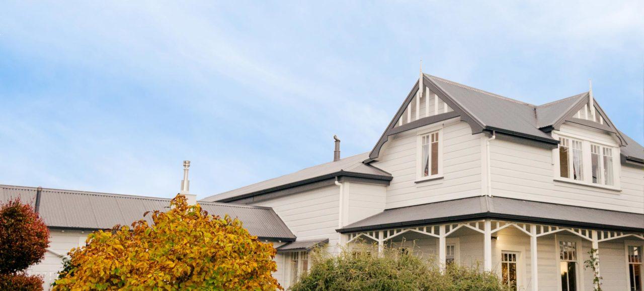 havelock homestead house outside